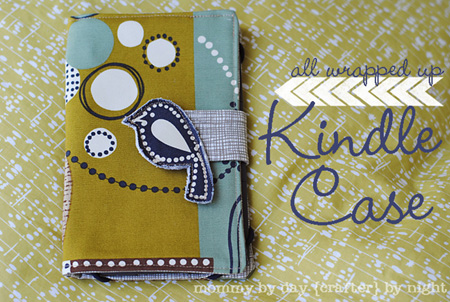 10 Awesome Homemade Kindle Cover Tutorials   eBook Junkie