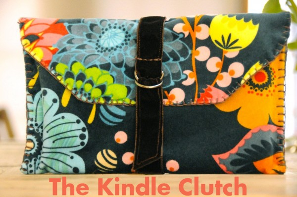 Diy Velvet Book Cover : Awesome homemade kindle cover tutorials ebook junkie