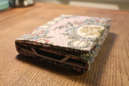 10 Awesome Homemade Kindle Cover Tutorials | eBook Junkie