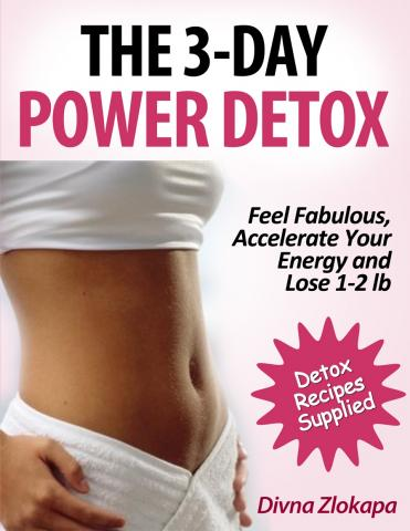 The 3-Day Power Detox