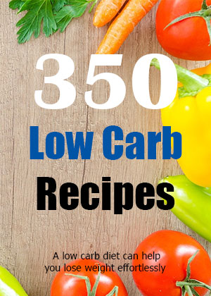 350 Low Carb Recipes