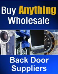 Buy Anything Wholesale