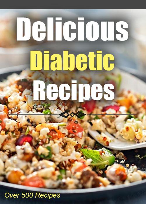 Delicious Diabetic Recipes Ebook Junkie