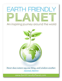 Earth Friendly Planet