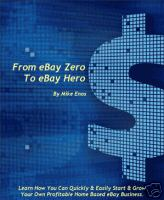 From eBay Zero to eBay Hero