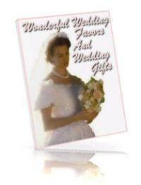 Wonderful Wedding Favors & Wedding Gifts