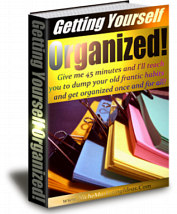 Getting Yourself Organized