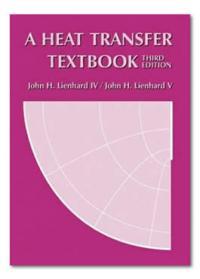 A Heat Transfer Textbook, Third Edition