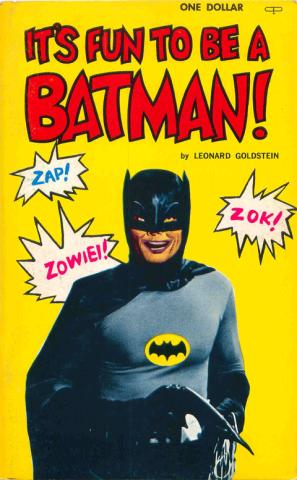 It's Fun To Be A Batman!
