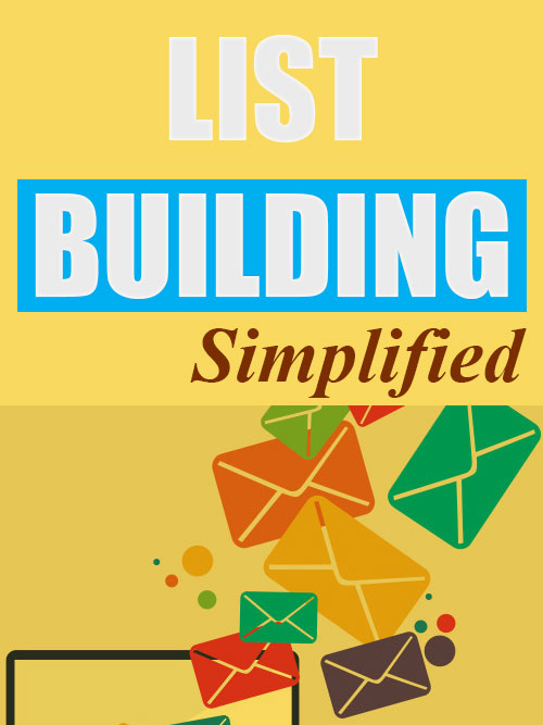 List Building Simplified