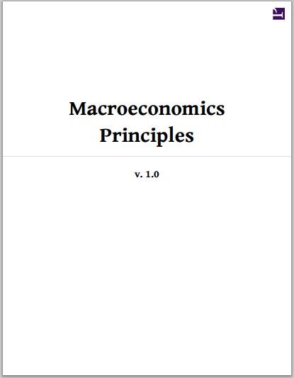 Macroeconomics Principles