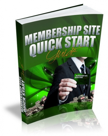 Membership Website Quick Start