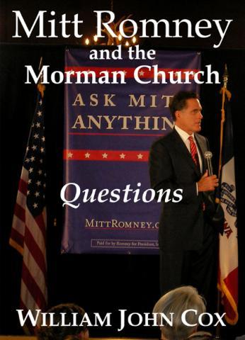 Mitt Romney and the Mormon Church