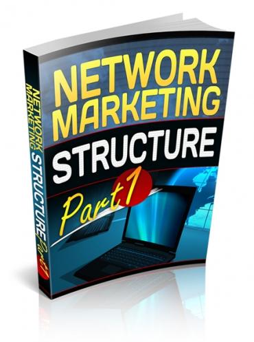 Network Marketing Structure: Part 1