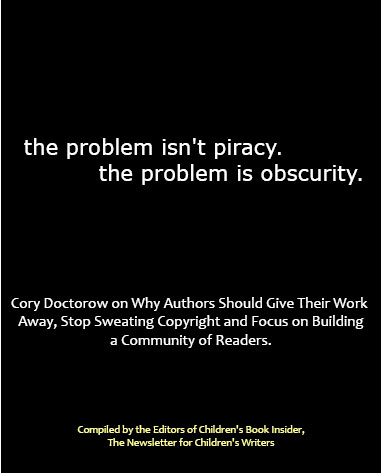 The Problem Isn't Piracy, The Problem Is Obscurity