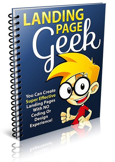 Landing Page Geek