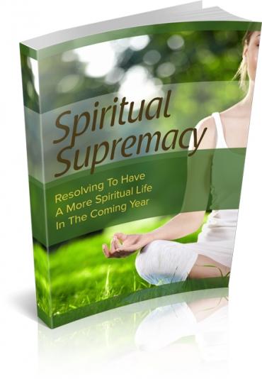 Spiritual Supremacy