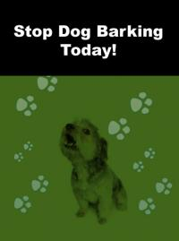 Stop Dog Barking Today!