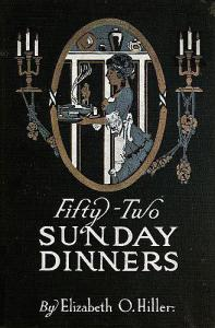 52 Sunday Dinners