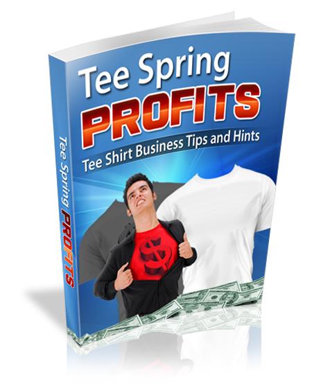 TeeSpring Profits