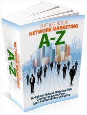 The Bible of Network Marketing A-Z