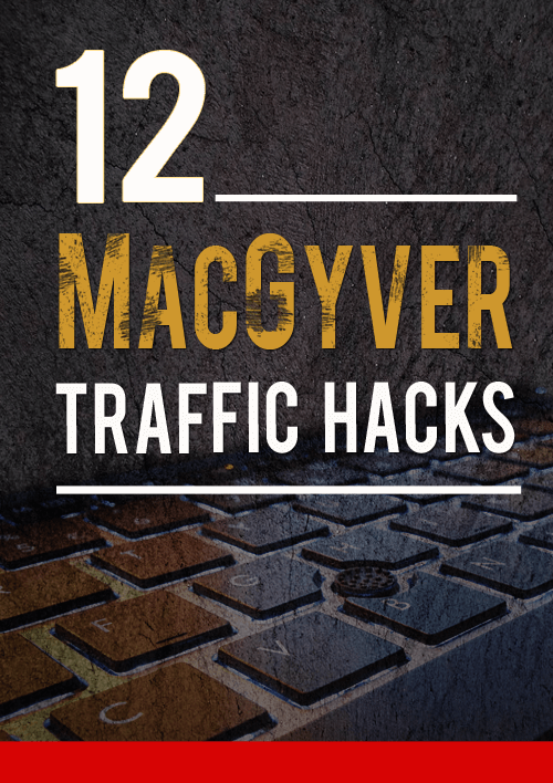 12 MacGyver Traffic Hacks