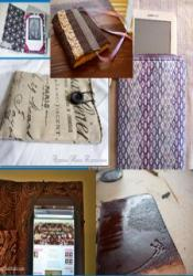 10 Awesome Homemade Kindle Cover Tutorials