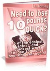 Lose 10 Pounds Quick