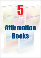 5 Affirmation eBooks With Master Resell Rights
