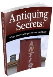 Creative Antiquing Secrets