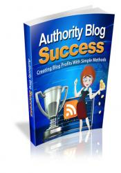 Authority Blog Success