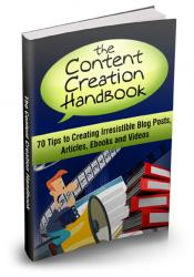 The Content Creation Handbook