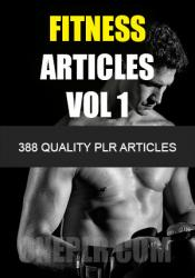 388 Fitness Articles With PLR