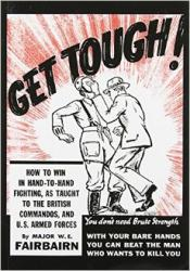 Get Tough:  How to win in hand-to-hand fighting