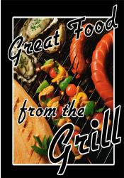 Great Food From The Grill