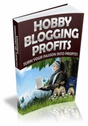 Hobby Blogging Profits