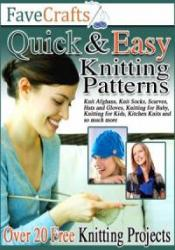 Quick and Easy Knitting Patterns