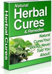 Natural Herbal Cures & Remedies