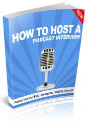 How To Host A Podcast Show Interview