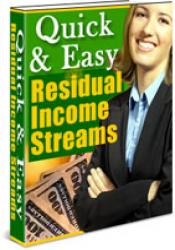 Residual Income Streams