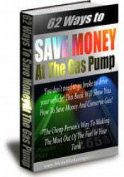 62 Ways to Save Money at the Gas Pump