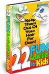 22 FUN Activities For Kids