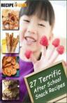 27 Terrific After School Snack Recipes