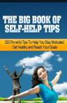 The Big Book of Self-­‐Help Tips