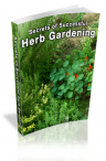 Secrets of Successful Herb Gardening