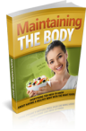 Maintaining The Body