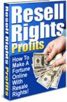 Resell Rights Profits