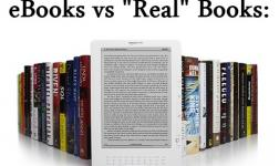 eBooks VS Real Books