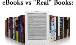 eBooks VS Real Books